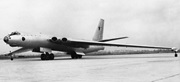 Dedicated to the first flight of the M-4 strategical bomber created by Myasishchev Design Bureau