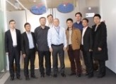 A delegacy of a chinese aviation company AVIC attended NIK