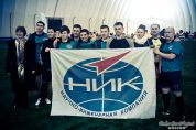 "NIK's Team Is ""Silver Play-off"" Winner within the First Russian Mini Football Championship ""ENGINEERING CUP 2013"""