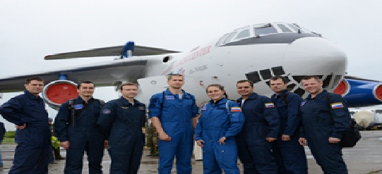Dmitry Petelin, in Recent Past NIK's Employee, Enrolled at Gagarin Cosmonaut Training Center